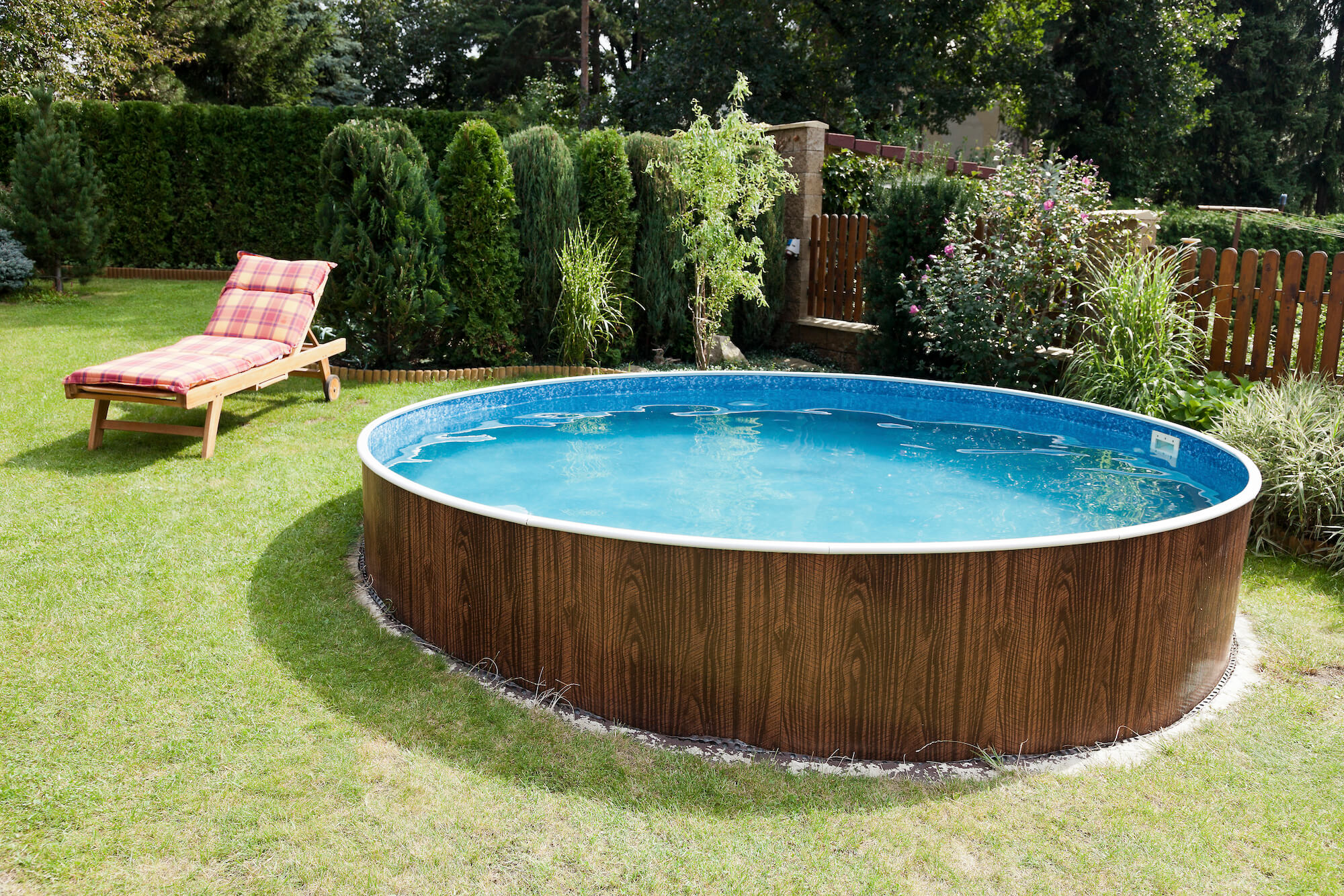 The Efficiency of an Above Ground Pool